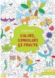 Desene magice culori simboluri si fructe