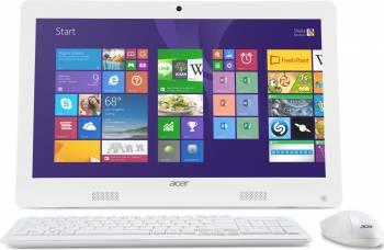 Desktop Acer Aspire AZC-606 AIO Quad Core J1900 500GB 4GB WIN8 White