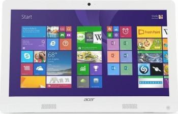 Desktop Acer Aspire AZC-606 AIO Quad Core J2900 500GB 4GB WIN8 White