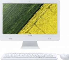 Desktop Acer Aspire C20-720 All-in-One Intel Celeron J3060 1TB 4GB Calculatoare Desktop