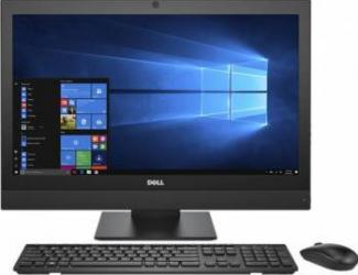 Desktop All in One Dell Optiplex 7450 Intel Core Kaby Lake i7-7700 1TB HDD 8GB Win10 Pro Calculatoare Desktop