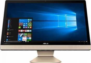 Desktop All-in-One Asus Vivo V221ICUK Intel Core i3-6006U 1TB 4GB Win10 Negru Calculatoare Desktop