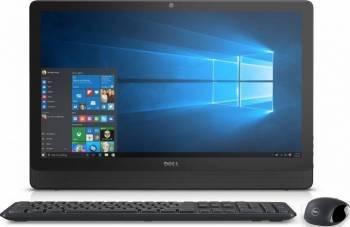 Desktop Dell Inspiron 3459 AiO i3-6100U 1TB 4GB Win10 FullHD Calculatoare Desktop
