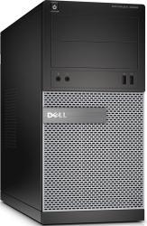 Desktop Dell Optiplex 3020 MT i3-4130 500GB 4GB