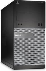 Desktop Dell OptiPlex 3020 MT i3-4160 500GB-7200rpm 4GB DVDRW 3ani garantie