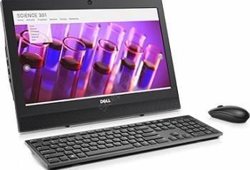 Desktop Dell OptiPlex 3050 All-in-One Intel Core i5-7500T 500GB 4GB Win10 Pro Calculatoare Desktop