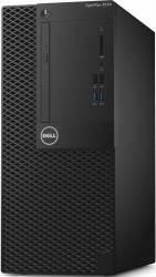 Desktop Dell Optiplex 3050 MT Intel Core Kaby Lake i3-7100 3.9GHz 500GB 7200RPM HDD 4GB DDR4 2400MHz Calculatoare Desktop