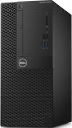 Desktop Dell Optiplex 3050 MT Intel Core Kaby Lake i5-7500 500GB HDD 4GB Win10 Pro Calculatoare Desktop