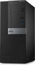 Desktop Dell Optiplex 5050 MT Intel Core Kaby Lake i7-7700 1TB HDD + 512GB SSD Win10 Pro Mouse+Tastatura Calculatoare Desktop