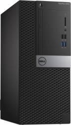 Desktop Dell OptiPlex 5050 MT Intel Core Kaby Lake i7-7700 256GB SSD 16GB Win10 Pro Tastatura+Mouse Calculatoare Desktop