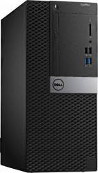 Desktop Dell OptiPlex 5055 Tower AMD Ryzen 5 PRO 1500 1TB HDD + 256GB SSD + 8GB SSHD 8GB AMD Radeon R5 430 2GB Win10 Pro Calculatoare Desktop