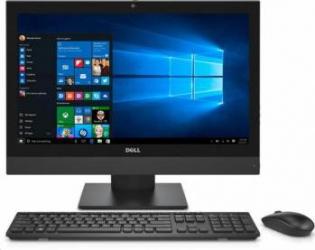 Desktop Dell OptiPlex 5250 All-in-One Intel Core i5-7500 256GB 8GB Win10 Pro calculatoare desktop
