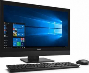 Desktop Dell OptiPlex 5250 All-in-One Intel Core i5-7500 500GB 4GB Win10 Pro Calculatoare Desktop