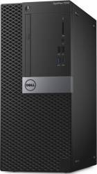 Desktop Dell Optiplex 7050 MT Intel Core i5-7500 256GB 8GB Win10 Pro Calculatoare Desktop