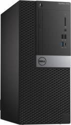 Desktop Dell Optiplex 7050 MT Intel Core i5-7500 500GB 4GB Win10 Pro Calculatoare Desktop