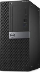 Desktop Dell Optiplex 7050 MT Intel Core i7-7700 1TB 8GB AMD Radeon R7 450 4GB Win10 Pro Calculatoare Desktop