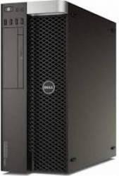 Desktop Dell Precision Tower 5810 Intel Xeon Haswell E5-1630 v3 1TB HDD + 256GB SSD 16GB nVidia Quadro P4000 8GB Win10 P Calculatoare Desktop