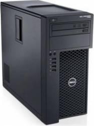 Desktop Dell Precision T1650 Xeon E3-1220 256GB 16GB nVidia Quadro 2000 1GB  Win 7 Pro Calculatoare Refurbished