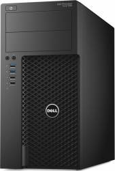 Desktop Dell Precision Tower 3620 Intel Xeon E3-1240v5 1TB HDD+256GB SSD 8GB nVidia Quadro K620 2GB Win10 Pro Calculatoare Desktop