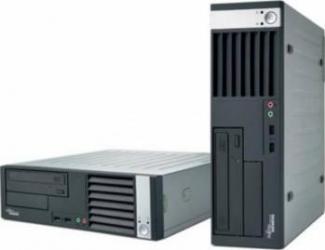 Desktop Refurbished Fujitsu Esprimo E5925 SFF E6550 250GB 2GB DVD-ROM Calculatoare Refurbished