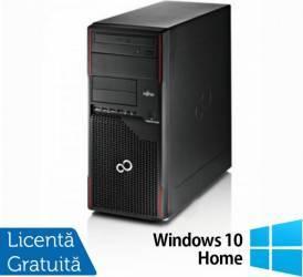 Desktop FUJITSU SIEMENS P710 i3-3220 8GB 500GB ATI RADEON 7350 1GB Win 10 Home Calculatoare Refurbished