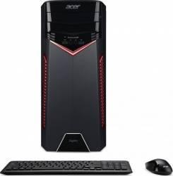 Desktop Gaming Acer Aspire GX-781 Intel Core i5-7400 1TB HDD+128GB SSD 16GB nVidia Geforce GTX 1050Ti 4GB Calculatoare Desktop
