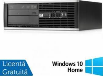 Desktop HP 8000 Elite Intel Core 2 Duo E8500 4GB 320GB Win 10 Home Calculatoare Refurbished