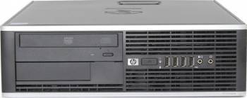Desktop HP Elite 8000 Core 2 Duo E7500 160GB 4GB DVDRW