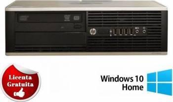 Desktop HP Elite 8200 i5-2400 250GB 4GB Win10Pro Calculatoare Refurbished