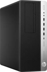 Desktop HP EliteDesk 800 G3 Intel Core i5-7500 500GB HDD+256GB SSD 8GB Win10 Pro Calculatoare Desktop