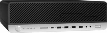Desktop HP EliteDesk 800 G3 SFF Intel Core i5-7500 256GB 8GB Win10 Pro Calculatoare Desktop