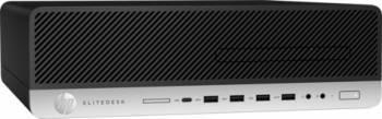 Desktop HP EliteDesk 800 G3 SFF Intel Core i5-7500 256GB 8GB Win10 Pro Calculatoare Desktop