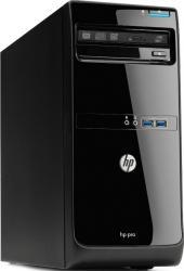 Desktop HP Pro 3500 G2 MT Dual Core G1620 500GB 4GB WIN8