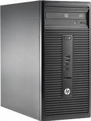 Desktop HP ProDesk 280 G1 MT Dual Core G1840 500GB-7200rpm 4GB DVD-RW Win7 Pro