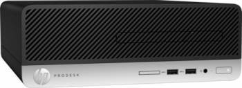 Desktop HP ProDesk 400 G4 Intel Core Kaby Lake i3-7100 500GB HDD 4GB Win10 Pro Calculatoare Desktop