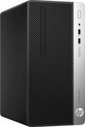 Desktop HP ProDesk 400 G4 Microtower Intel Core i3-7100 500GB 4GB Calculatoare Desktop
