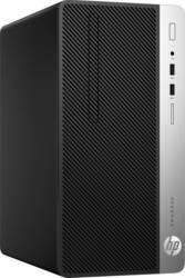 Desktop HP ProDesk 400 G4 MT Intel Core Kaby Lake i5-7500 1TB HDD 8GB Win10 Pro Calculatoare Desktop