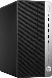 Desktop HP ProDesk 600 G3 MT Intel Core i3-7100 500GB 4GB Win10 Pro Calculatoare Desktop