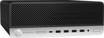Desktop HP ProDesk 600 G3 SFF Intel Core i3-7100 1TB 4GB Win10 Pro Calculatoare Desktop