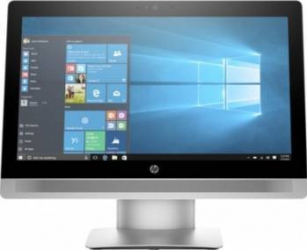 Desktop All-in-One HP ProOne 600 G2 Intel Core Skylake i3-6100 1TB 4GB IPS LCD Win10 Pro Calculatoare Desktop