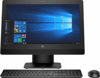Desktop HP ProOne 600 G3 Intel Core Kaby Lake i5-7500 256GB 8GB Win10 Pro Calculatoare Desktop