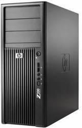 Desktop HP Workstation Z200 Xeon X3470 2 x 160GB 4GB DVDRW Calculatoare Refurbished