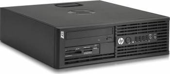 Desktop Refurbished HP Workstation Z210 i5-2400 250GB 8GB Ati Fire Pro V3800 512MB Calculatoare Refurbished