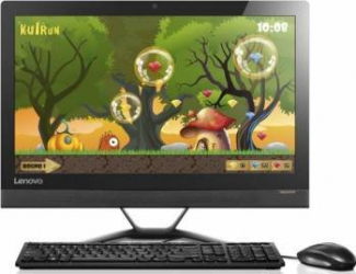 Desktop Lenovo IdeaCentre 300-23ISU All-in-One Intel Core i5-6200U 1TB 4GB Black Calculatoare Desktop