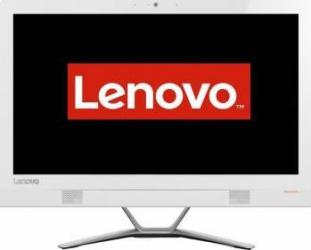 Desktop Lenovo IdeaCentre 300 AiO i3-6100U 1TB 4GB FullHD Alb