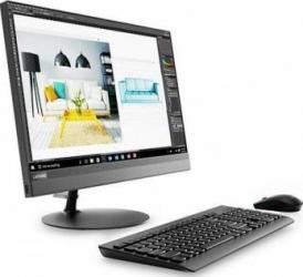 Desktop Lenovo IdeaCentre 520-22IKL All-in-One Intel Core i5-7400T 1TB 4GB Calculatoare Desktop