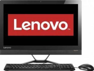 Desktop Lenovo IdeaCentre AIO 300-23ISU Intel Core Skylake i3-6006U 1TB 4GB FullHD Touch Calculatoare Desktop