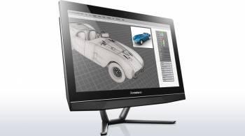 Desktop Lenovo IdeaCentre B40-30 AIO i5-4460T 1TB 8GB GT820A 2GB FullHD