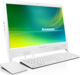 Desktop Lenovo IdeaCentre C260 AIO Quad Core J1900 500GB 4GB White