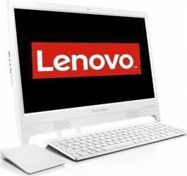 Desktop Lenovo IdeaCentre C260 Dual Core J1800 500GB 4GB DVDRW HD+ Alb